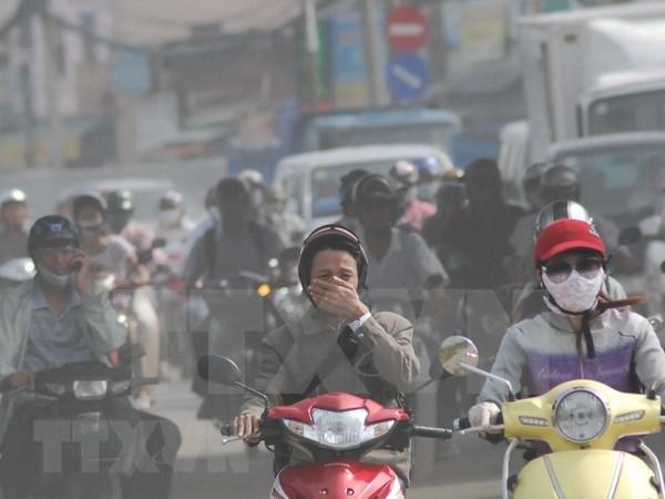 Empeora la calidad del aire en Hanoi hinh anh 1