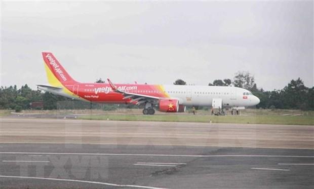 Aerolinea vietnamita Vietjet Air ofrece boletos con descuento en ocasion del Dia de los Enamorados hinh anh 1