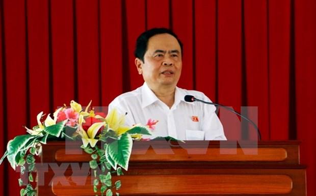 Reafirman en Vietnam apoyo a actividades de empresarios jovenes hinh anh 1