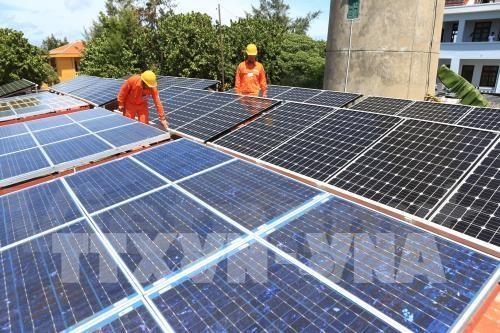 Invertiran en Vietnam mas de 500 millones de dolares para energia solar hinh anh 1