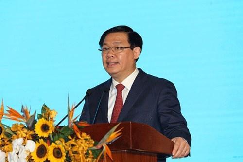 Efectuan conferencia sobre atraccion de inversiones extranjeras en provincia vietnamita de Binh Duong hinh anh 1
