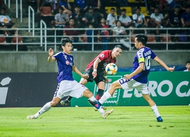 Califica club vietnamita Hanoi FC a siguiente ronda de la Liga de Campeones Asiaticos hinh anh 1