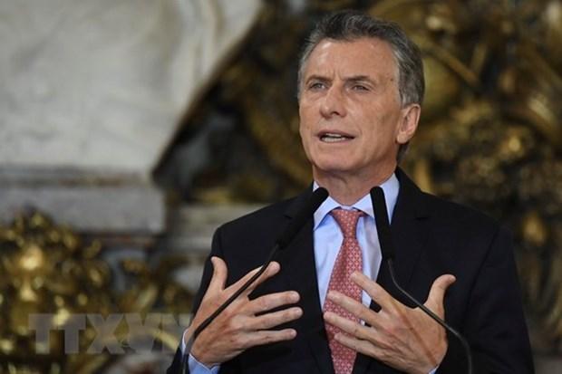 Realizara presidente de Argentina visita estatal a Vietnam hinh anh 1