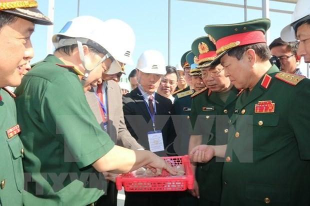Vietnam supervisa descontaminacion de dioxina en aeropuerto Bien Hoa hinh anh 1