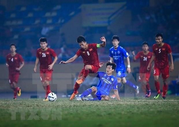 Asiste Vietnam a Campeonato sub-22 del Sudeste Asiatico 2019 hinh anh 1