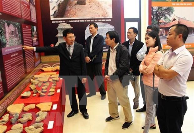Complejo Tay Yen Tu, atraccion de turismo religioso en provincia de Vietnam hinh anh 1
