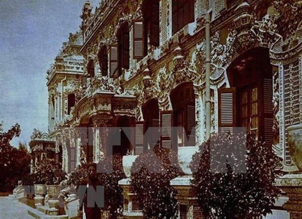 Inician restauracion de palacio de ultima dinastia feudal vietnamita hinh anh 1