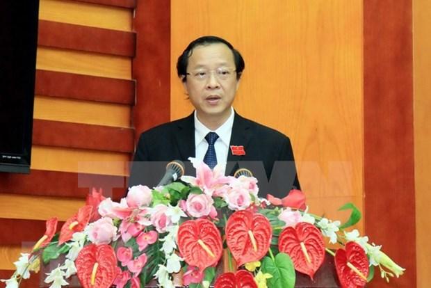 Provincias vietnamitas y chinas robustecen cooperacion hinh anh 1