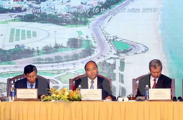 Premier Nguyen Xuan Phuc destaca ventajas para desarrollo turistico en Altiplanicie Occidental hinh anh 1