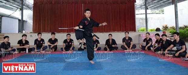 Club KAN, punto de encuentro de practicantes de arte marcial hinh anh 1