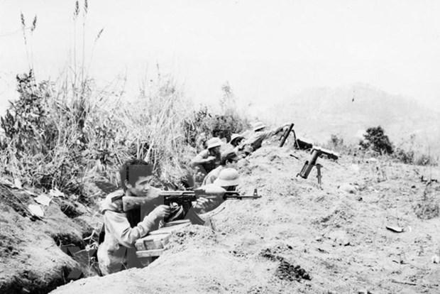 Veterano sovietico afirma la lucha justa del pueblo vietnamita por defender la frontera nortena hinh anh 1