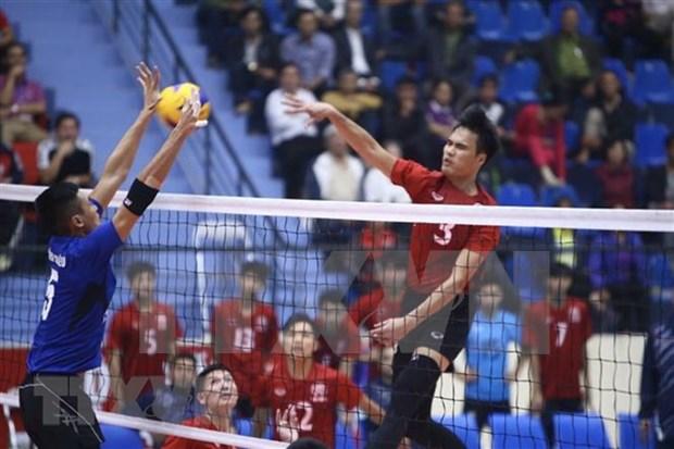 Celebrara en Vietnam Copa internacional de voleibol hinh anh 1