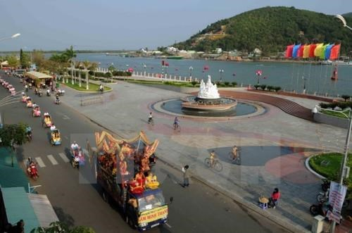 Potencia provincia survietnamita de Kien Giang promocion de inversion, comercio y turismo hinh anh 1