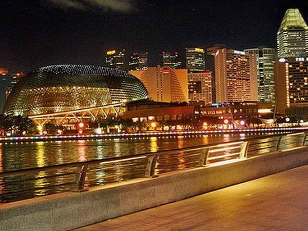Registra economia de Singapur un bajo crecimiento en ultimo trimestre hinh anh 1