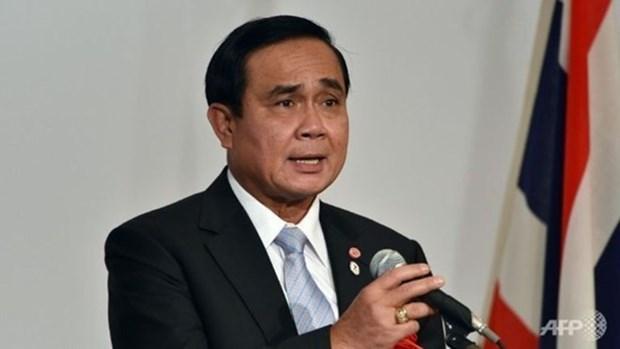 Primer Ministro Prayut Chan-o-cha, candidato favorito en las proximas elecciones de Tailandia hinh anh 1