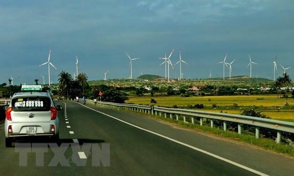 Invierte provincia vietnamita 226 millones de dolares en energia eolica hinh anh 1