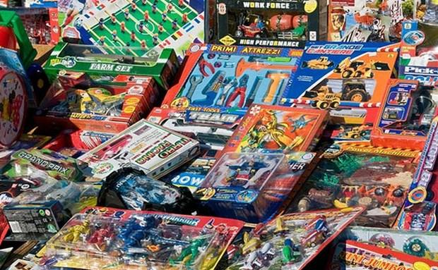 Destacan oportunidades de fabricantes de juguetes vietnamitas en mercado estadounidense hinh anh 1