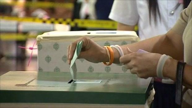 Aprueba Tailandia a candidatos para las proximas elecciones hinh anh 1