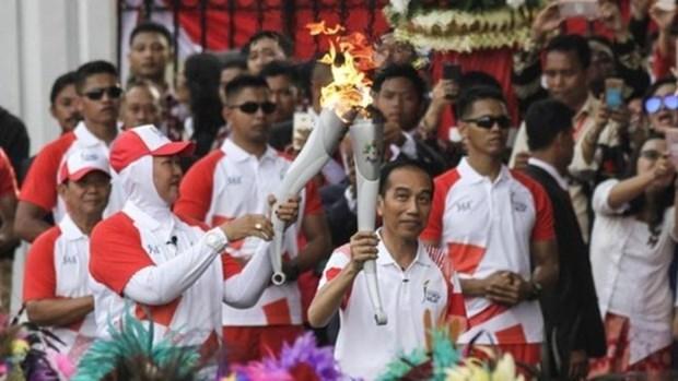 Indonesia se postula como sede para los Juegos Olimpicos 2032 hinh anh 1