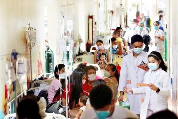 Crecen el numero de contagiados y las muertes por sarampion en Filipinas hinh anh 1