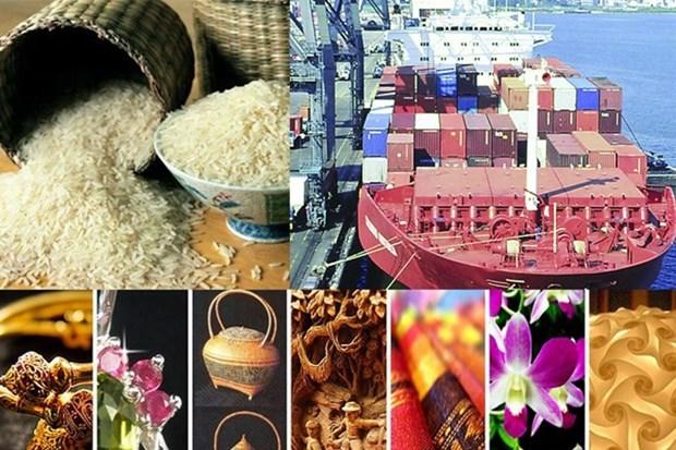 Preve Tailandia crecimiento economica de hasta un 4,5 por ciento este ano hinh anh 1