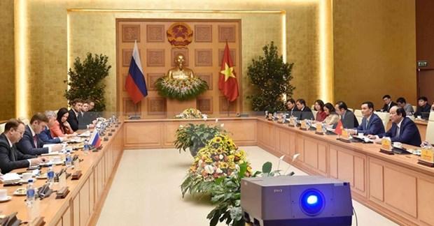Solicita Vietnam asistencia rusa para construccion del Gobierno electronico hinh anh 1