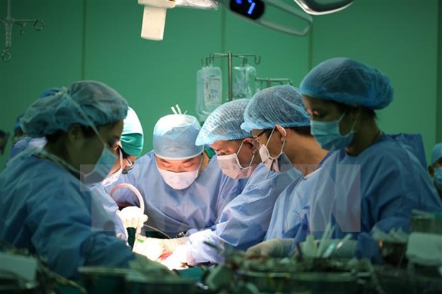 Registran en Vietnam avance en la cirugia de tumores de celulas gliales hinh anh 1