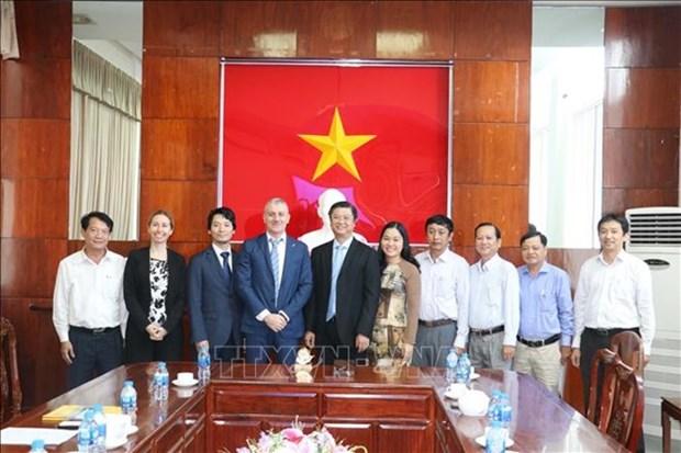Aspira ciudad vietnamita a cooperar con Italia en moda, turismo e infraestructura hinh anh 1