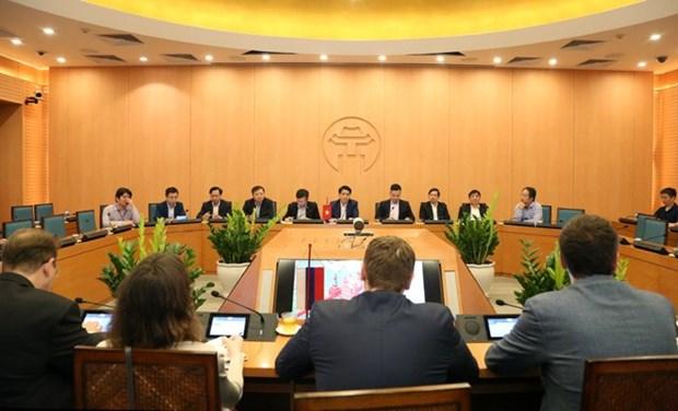 Pide Hanoi apoyo a Rusia para desarrollar gobierno electronico hinh anh 1