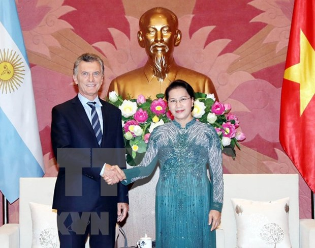Aspira Vietnam fortalecer nexos economicos con Argentina, afirma dirigente legislativa hinh anh 1