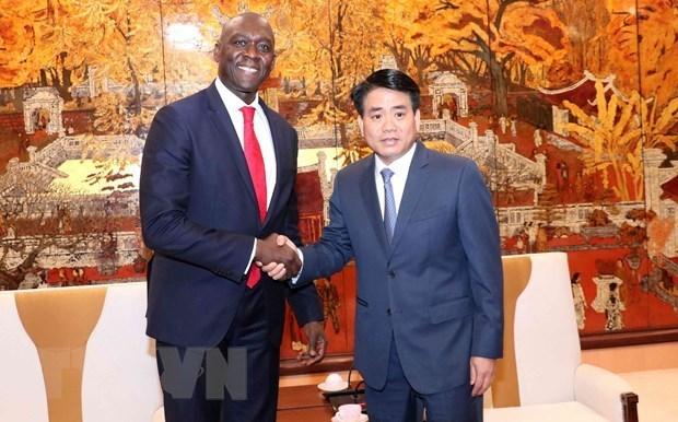 Valora dirigente de Hanoi asistencia del Banco Mundial hinh anh 1
