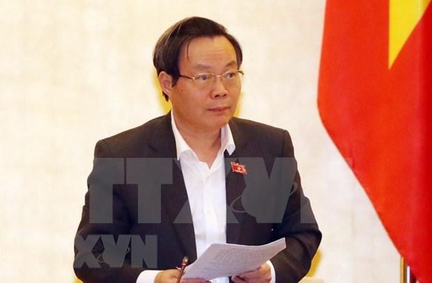 Inauguran reunion 31 del Comite Permanente del Parlamento de Vietnam hinh anh 1