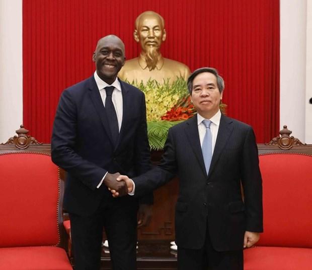 Vietnam pide al BM a continuar brindando el apoyo tecnico hinh anh 1