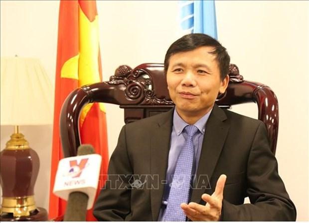 Establecen Vietnam y Sudan del Sur relaciones diplomaticas hinh anh 1