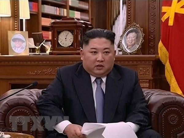 Presidente norcoreano, Kim Jong-un, realizara visita oficial a Vietnam hinh anh 1