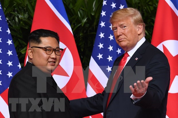 Eruditos surcoreanos optimistas sobre resultados de la segunda cumbre EE.UU.- Corea del Norte hinh anh 1