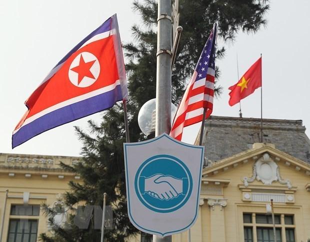 Vietnam dispuesto a contribuir al establecimiento de una paz estable en Peninsula de Corea hinh anh 1