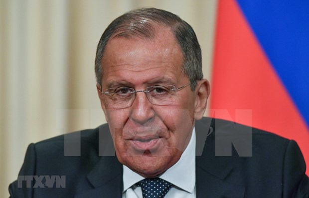 Evalua altamente canciller ruso la cooperacion multifacetica con Vietnam hinh anh 1