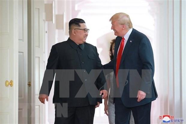 Anuncian medios norcoreanos segunda Cumbre EE.UU.-RPDC en Hanoi hinh anh 1