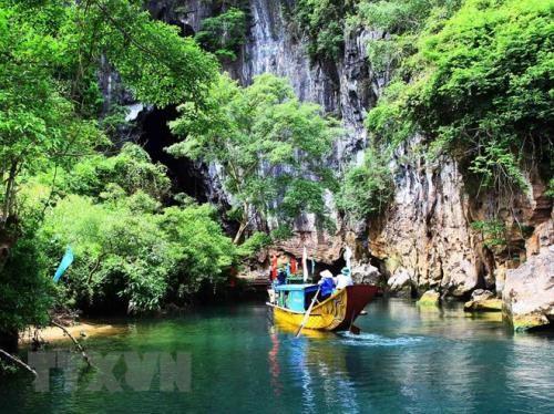 Ofrecen acceso gratuito al Wifi en complejo de Phong Nha-Ke Bang hinh anh 1
