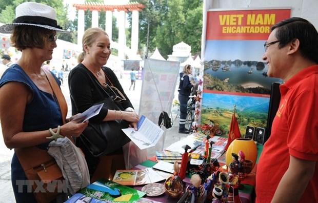 Participa Vietnam en Festival de Cultura Oriental en Mexico hinh anh 1