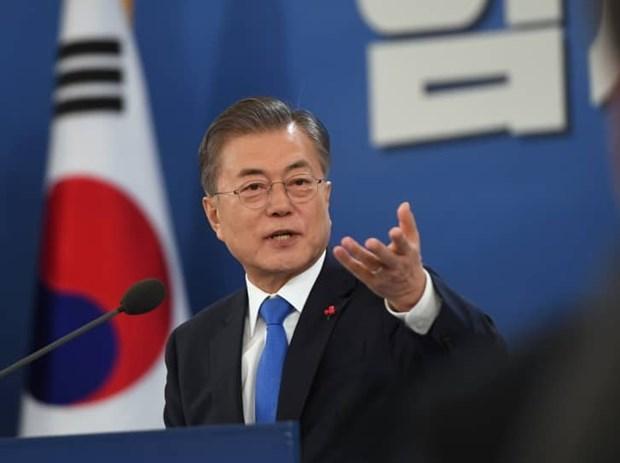 Comprometida Corea del Sur con camino hacia cooperacion economica con RPDC hinh anh 1