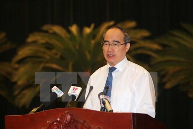 Refuerzan relaciones entre Ciudad Ho Chi Minh y localidades de Rusia hinh anh 1