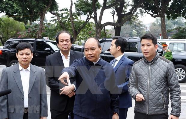 Continuan en Vietnam preparativos para proxima Cumbre EE.UU.-RPDC hinh anh 1