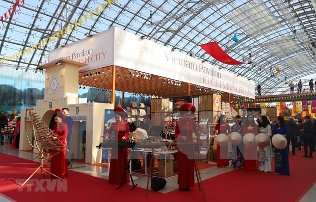 Destacan funcionarios alemanes participacion de Vietnam en Feria de Leipzig hinh anh 1