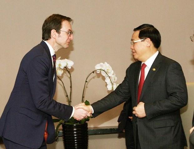 Vietnam apoya la Revision Multidimensional de la OCDE, afirma su vicepremier hinh anh 1