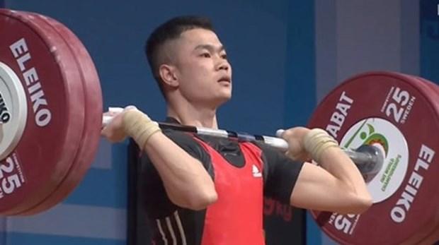 Vietnam gana seis oros en Campeonato Mundial de Halterofilia hinh anh 1