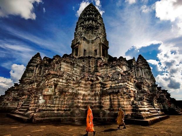 Preve Camboya recibir 6,8 millones de turistas en 2019 hinh anh 1
