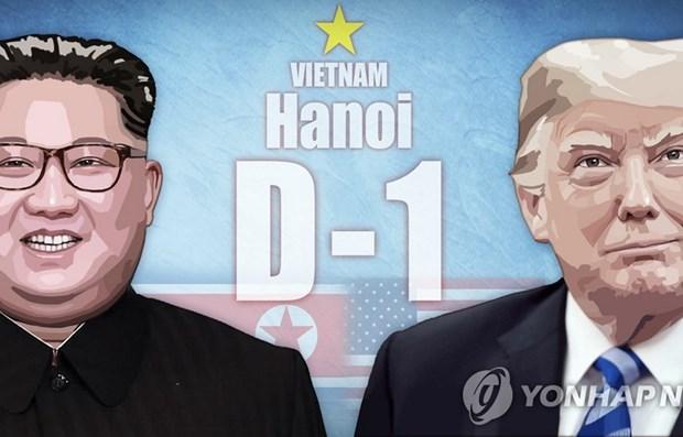Presidente estadounidense Donald Trump parte de Washington rumbo hacia Vietnam hinh anh 1