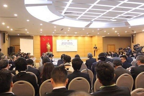 Vietnam y Japon buscan impulsar cooperacion economica mediante dialogo binacional hinh anh 1